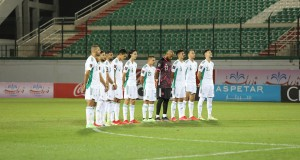 L'Algérie éjecté du podium africain au classement FIFA