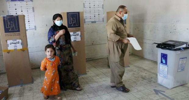 L'Irak attend les résultats des législatives