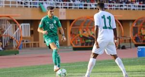 Niger - Algérie EN